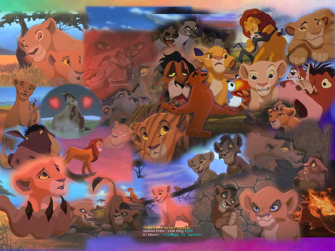 Lion King Collage - the-lion-king photo