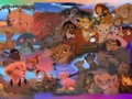 Lion King Collage