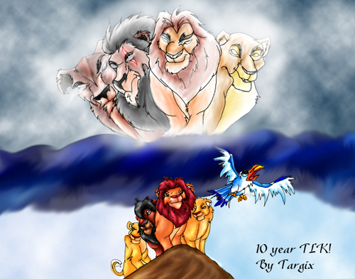 Lions wallpaper entitled Lion King