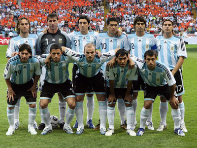 Lionel Andres Messi wallpaper called Lionel Messi - Argentina