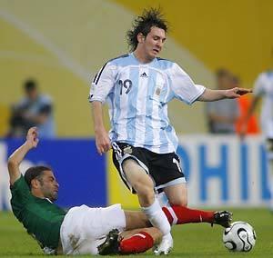 Lionel Andres Messi wallpaper titled Lionel Messi - Argentina