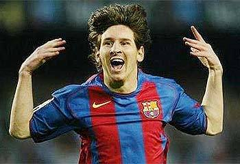 Lionel Messi - Barcelona - lionel-andres-messi Photo