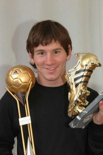 Lionel Messi - awards