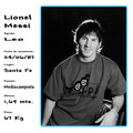 Lionel Messi Profile - lionel-andres-messi photo