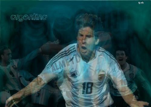 Lionel Messi پیپر وال