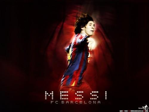 Lionel Messi Hintergrund