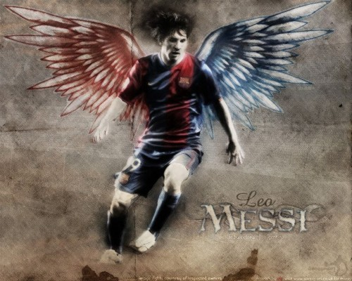 Lionel Messi wallpaper - lionel-andres-messi Fan Art