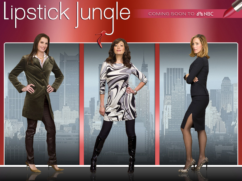 jungle wallpaper. Lipstick Jungle Wallpaper