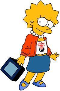 Lisa Simpson wallpaper titled Lisa