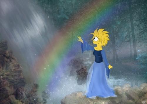 Lisa Simpson wallpaper entitled Lisa Beautiful Image