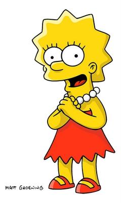 Lisa Simpson wallpaper titled Lisa Simpson