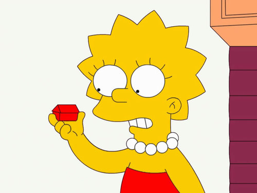 Lisa Simpson wallpaper entitled Lisa Wallpaper