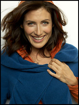 Lisa Edelstein wallpaper entitled Lisa