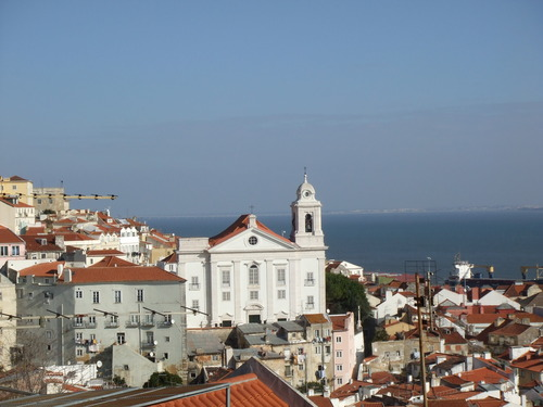 Lisbon churches