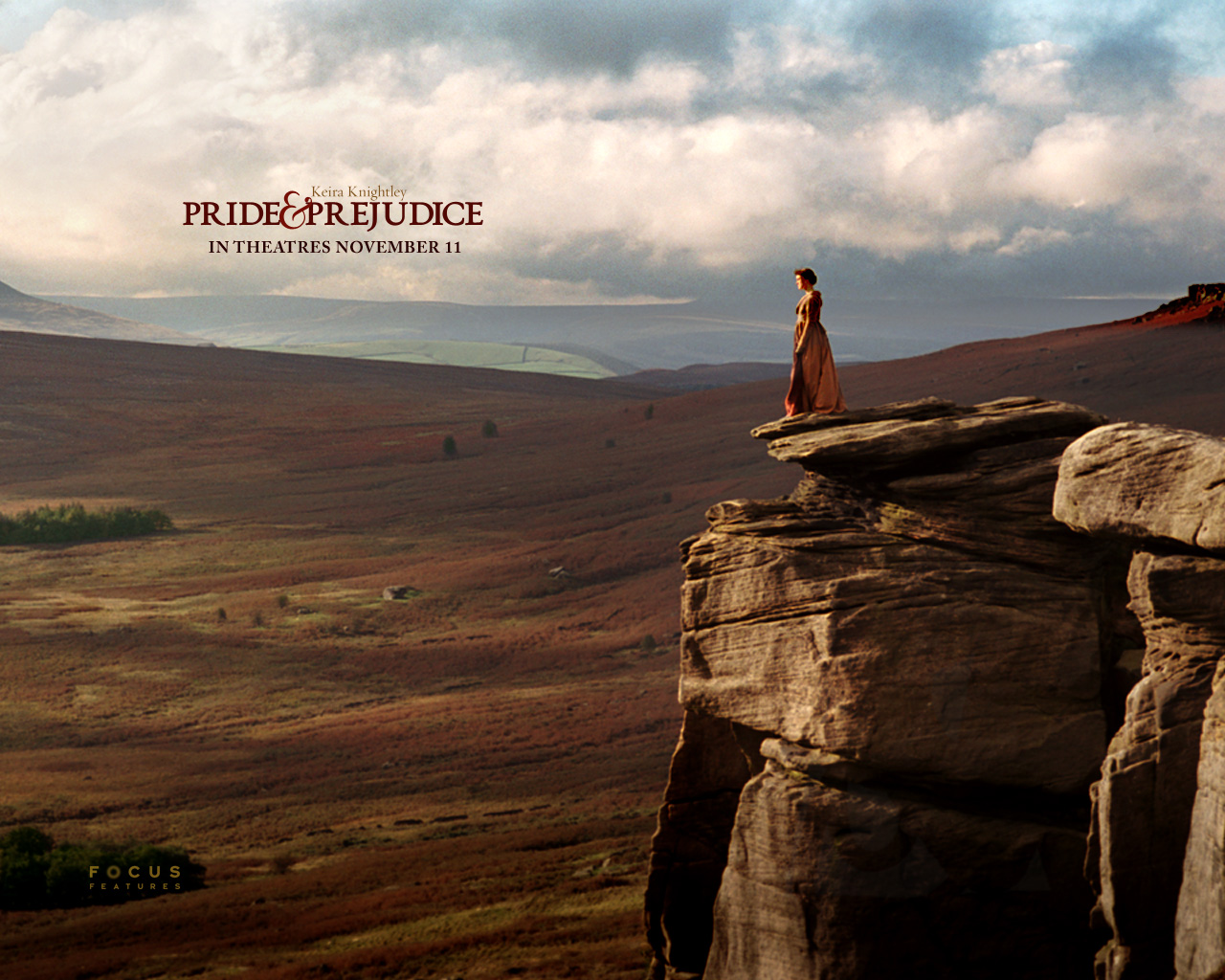 Lisy on top of the world pride and prejudice wallpaper 416175 fanpop - On top of the world wallpaper ...