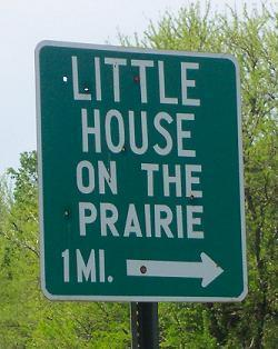 Little House on the Prairie - laura-ingalls-wilder Photo