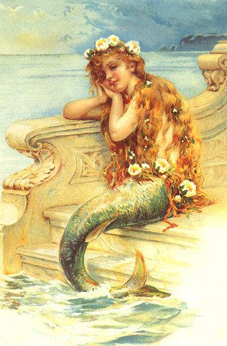 Little Mermaid - fairy-tales-and-fables Photo
