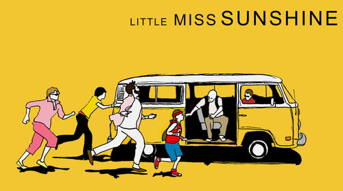 Little Miss Sunshine Hintergrund called Little Miss Sunshine