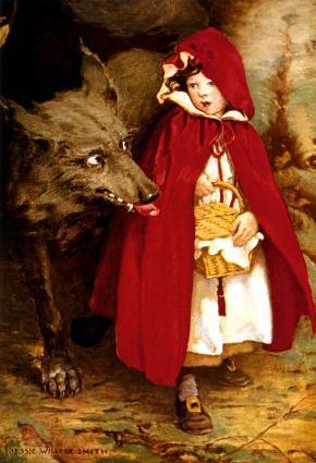 Little Red Riding капот, худ