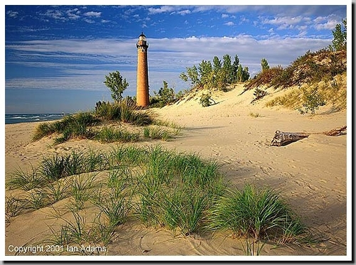 Little Sable Point Light