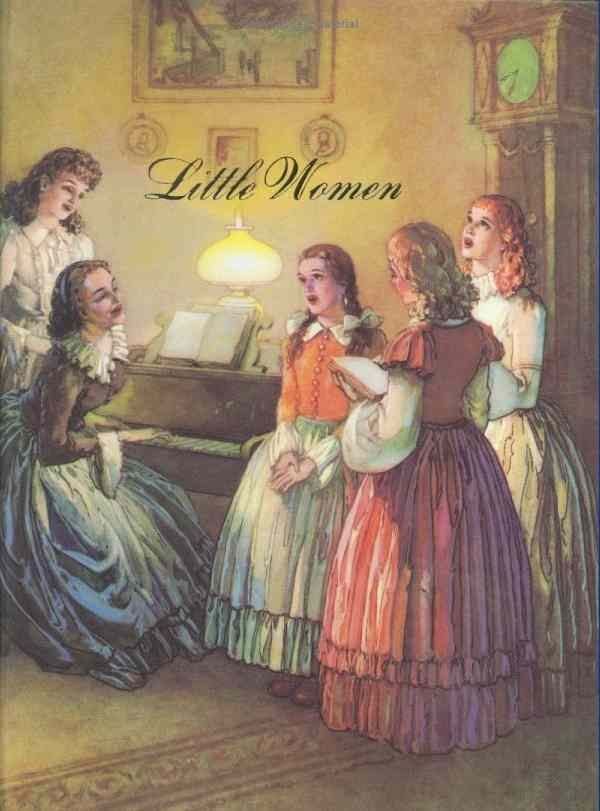 Louisa May Alcott Little WomenLittle Women Book