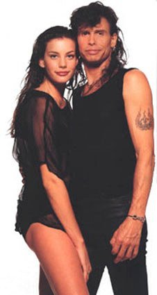 Liv & Dad Steven Tyler