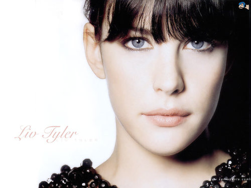 Liv Tyler wallpaper entitled Liv Tyler