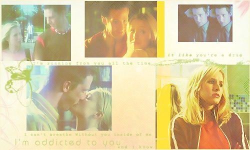LoVe Is An Addiction. - veronica-mars Fan Art