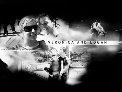 Veronica & Logan wallpaper titled LoVe