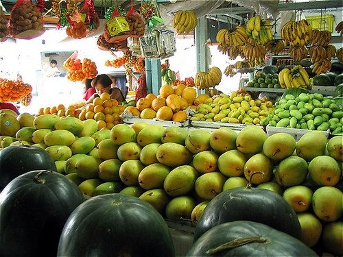 Local fruit stand - the-philippines Photo