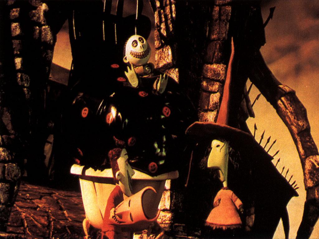 Nightmare Before Christmas images Lock, Shock, & Barrel HD wallpaper ...