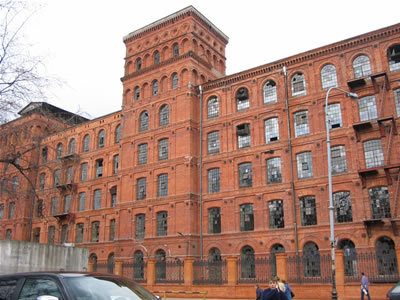 Lodz Poland's 2nd biggest city