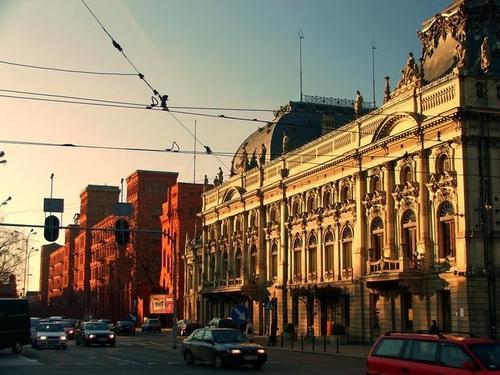Lodz Poland's 2nd biggest city