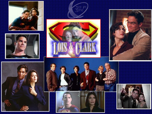 Lois and Clark wolpeyper