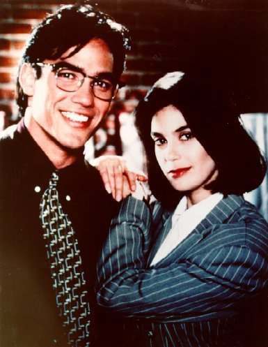 Lois and Clark Hintergrund entitled Lois and Clark