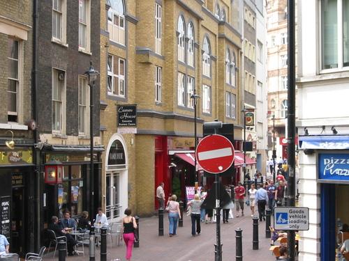 London kalye