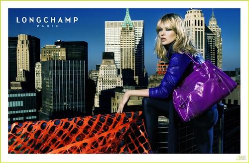 Longchamp Ad