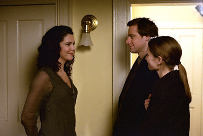 Lorelai & Chris & sherry
