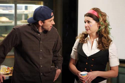 Lorelai & Luke