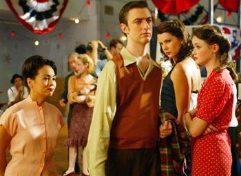 Lorelai & Rory & Kirk