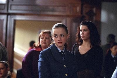 Lorelai & Rory & Sookie