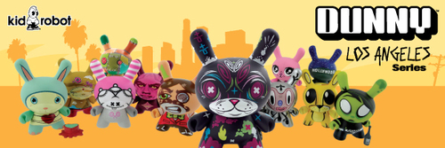 Los Angeles Dunnys - vinyl-toys Photo