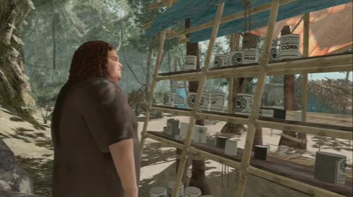 Lost: Video Game Screenshots