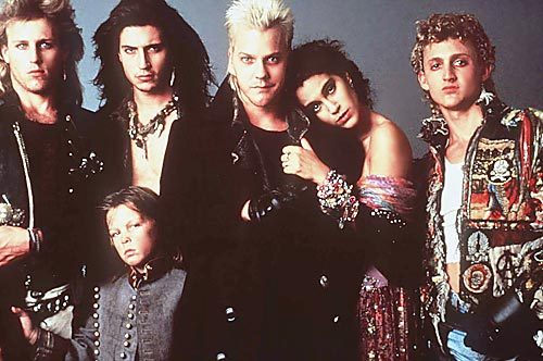 Lost Boys Vampiri#From Dracula to Buffy... and all creatures of the night in between.