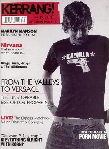 Lostprophets from Magazines