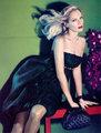 Louis Vuitton AD w/Uma Thurman