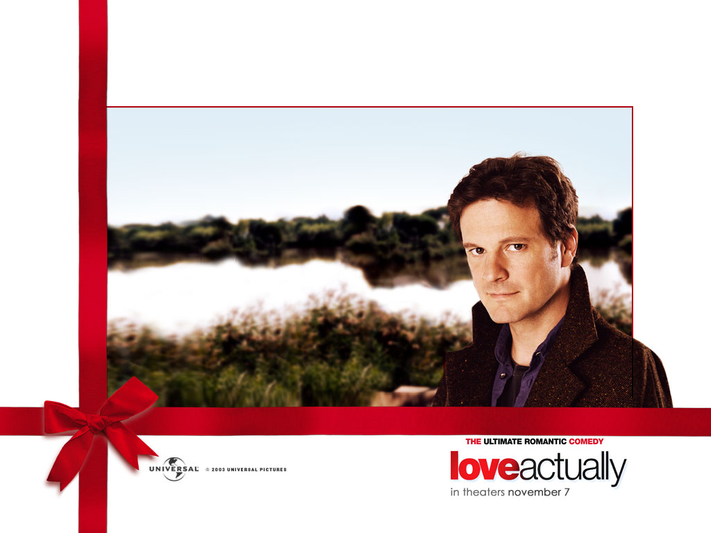 Love Actually Firth - ...