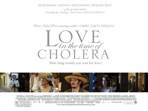 Cinta in the time of Cholera