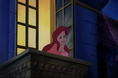 Walt 디즈니 Screencaps - Princess Ariel