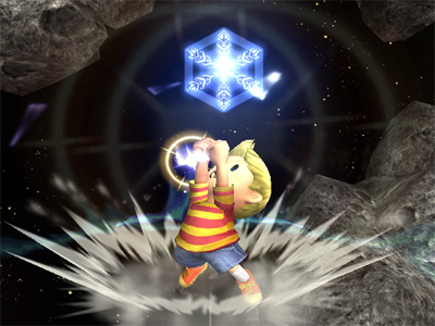 Lucas' Special Moves